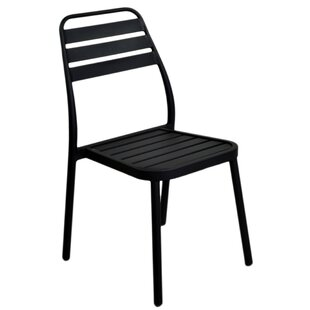 Bluxome Stacking Garden Chair By August Grove