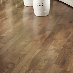 Character 3 1 4 Engineered Hickory Hardwood Flooring In Saddle By Somerset Floors