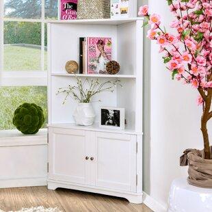 Hodgskin Corner Bookcase By Latitude Run