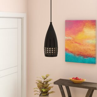 Mercury Row Belliveau 1-Light Cone Pendant