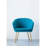 Clinkscales Upholstered Barrel Chair by Mercer41