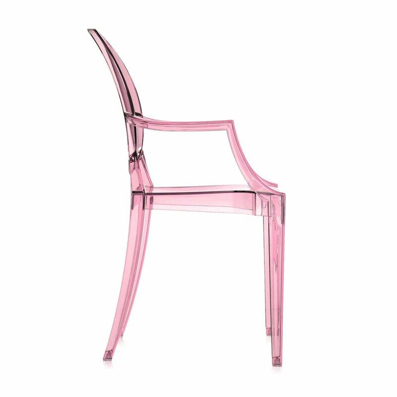 Lou Lou Ghost Chair & Reviews | AllModern