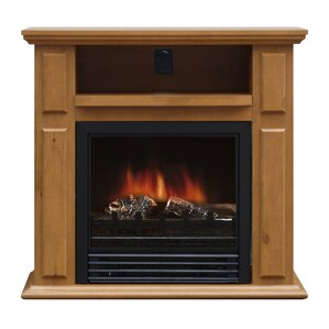 Wellesley 26  TV Stand with FireplaceFireplace   Mantel Packages You ll Love   Wayfair. Tv Stand For Fireplace Mantel. Home Design Ideas