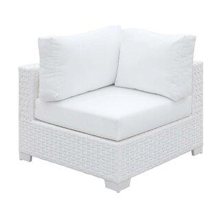 Maryjane Patio Chair with Cushion by Highland Dunes