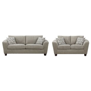 Price Check Wincott 2 Piece Living Room Set by Latitude Run Reviews (2019) & Buyer's Guide