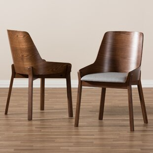 Widman Solid Wood Dining Chair (Set of 2)