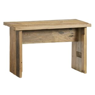 Williston Forge Ennis Wood Bench