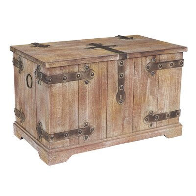 Midcre Large Victorian Trunk