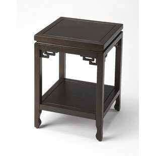 Wijchen Contemporary End Table By Bloomsbury Market