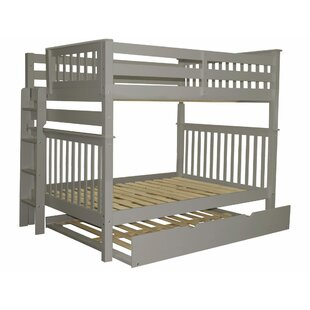 Coupon Treva Bunk Bed with Trundle by Harriet Bee Reviews (2019) & Buyer's Guide