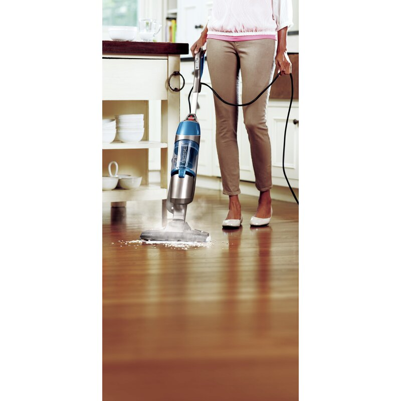 Bissell Symphony All In One Vacuum And Steam Mop Reviews