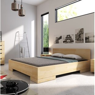 Act Maxi Bed Frame By 17 Stories