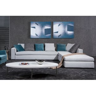 Coalpit Heath Sectional with Ottoman