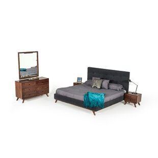 Dunouragan Platform Configurable Bedroom Set