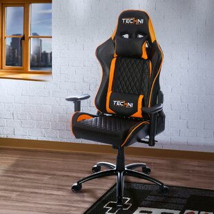 Reviews Ergonomic Gaming Chair by Techni Sport Reviews (2019) & Buyer's Guide