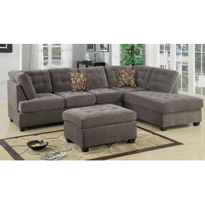 Antonio Sectional by A&J H..