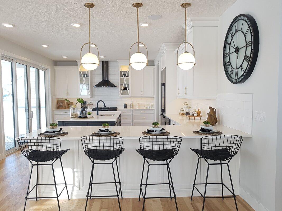Modern Kitchen Design Photo By Wayfair
