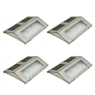 ALEKO 2-Light Deck Lights (Set of 4)