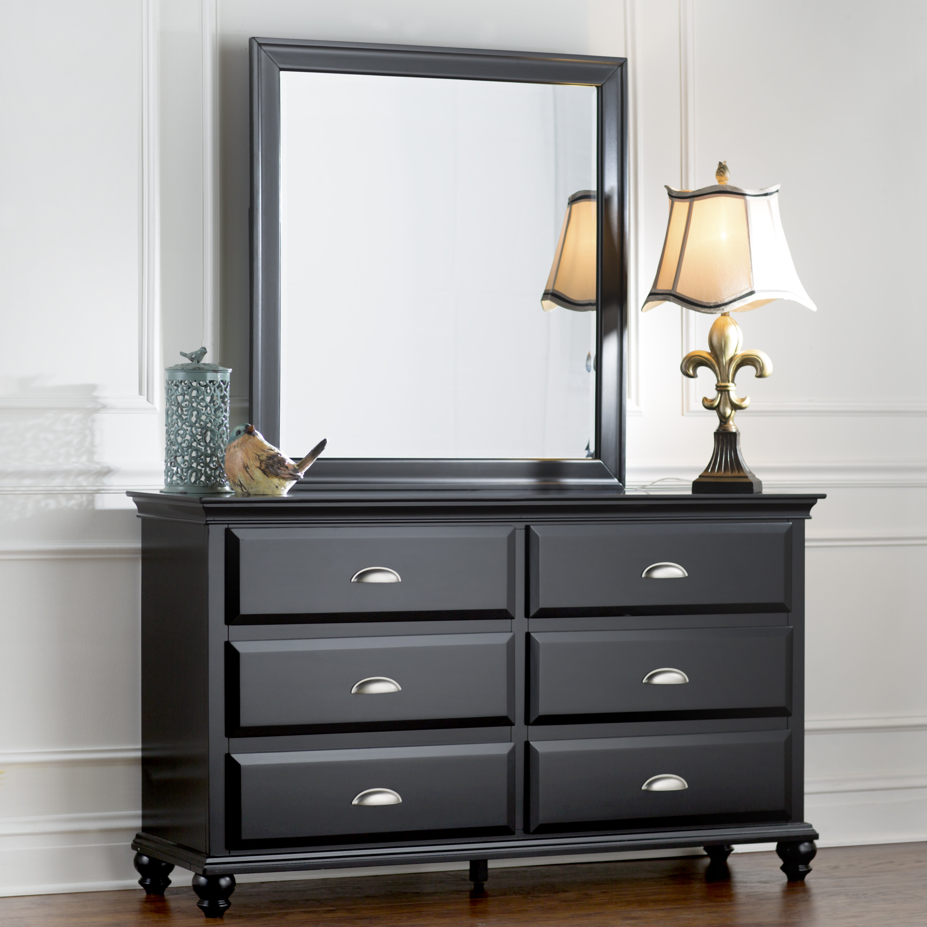 top large of chest mirror on drawer black bedroom uk sale dresser dressers cheap thin for oak drawers with