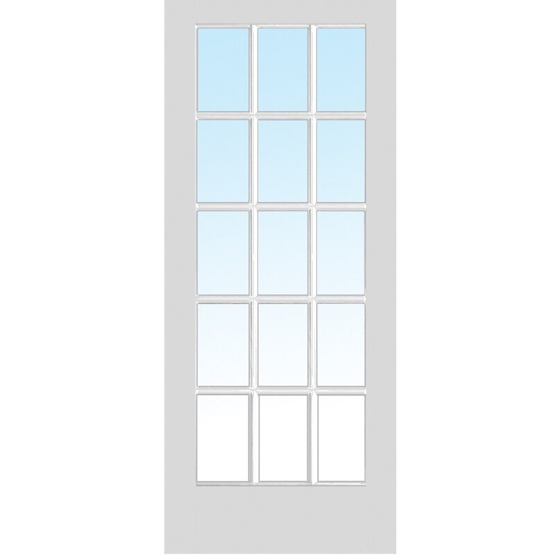 Verona Home Design Glass French Door Wayfair
