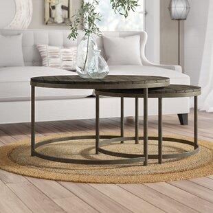 McCarty 2 Piece Coffee Table Set Birch Lane?