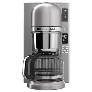 8-Cup Custom Coffee Maker