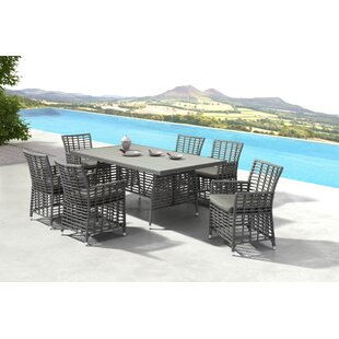 Alisa  Solid + Manufactured Wood Dining T..