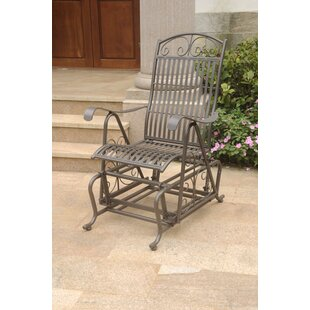 Merveilleux Glider Patio Rocking Chairs U0026 Gliders Youu0027ll Love | Wayfair