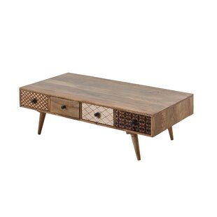 Stlouis Shari Coffee Table With Storage By Bloomsbury Market