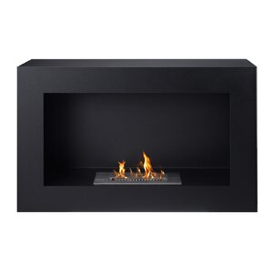 Spectrum Freestanding Ventless Ethanol Fireplace by Ignis Products