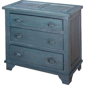 Phares 3 Drawer Chest