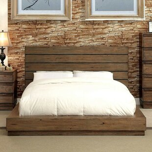 Brathwaite Panel Bed by Foundr..