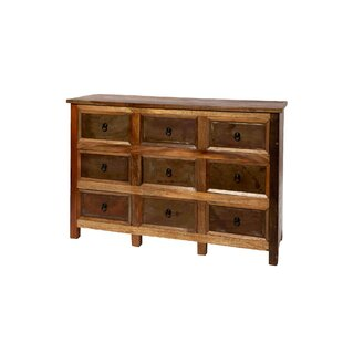9 Drawer Chest By World Menagerie