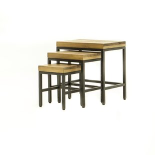 Enmore 3 Piece Nest Of Tables By Laurel Foundry