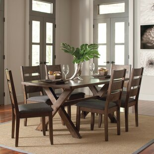 Charming Ventura 7 Piece Dining Set