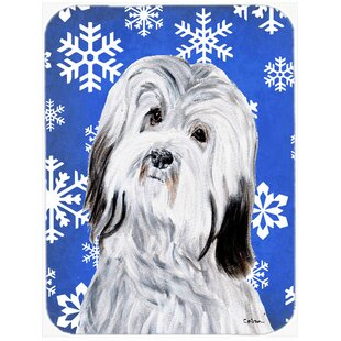 Review Ashlynn Havanese Glass Cutting Board By The Holiday Aisle