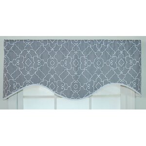 Milchan 50″ Curtain Valance