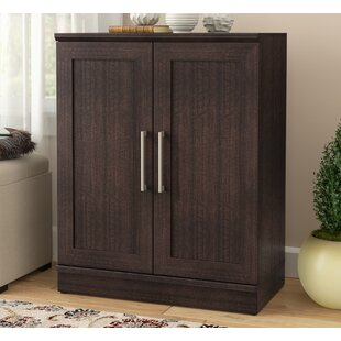 Charlton Home Amboyer 2 Doors Accent Cabinet
