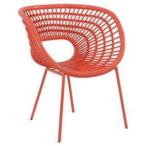 Orson Barrel Chair by Jeffan