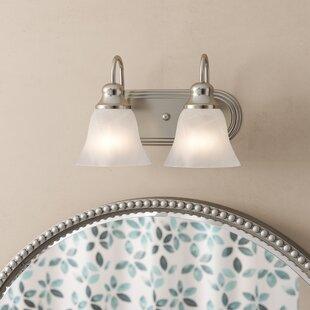 Hartford 2-Light Vanity Light by Charlton Home