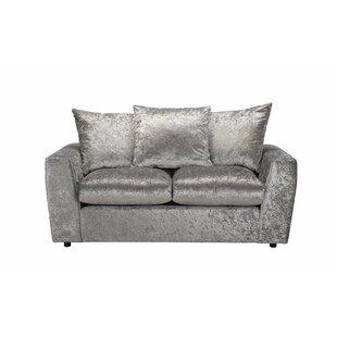 Vicente 3 Seater Sofa By Rosdorf Park