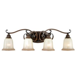 Aala 4-Light Vanity Light by Fleur De Lis Living