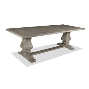 Gendreau Reclaimed Hardwood Dining Table ..