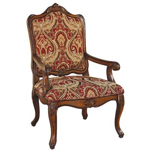 Louis XV Armchair by Design Toscano New