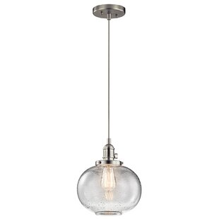 Three Posts Antioch 1-Light Globe Pendant