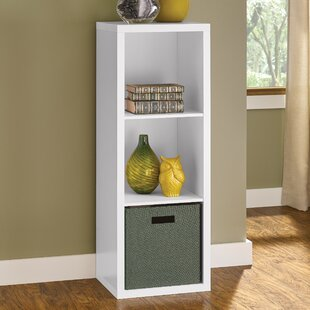 Decorative Storage Cube Bookcase by ClosetMaid Modern