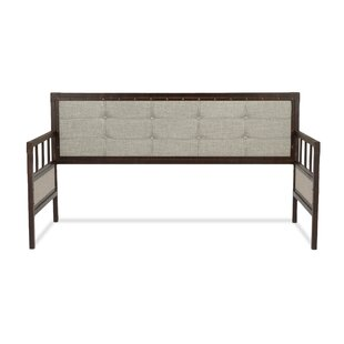 Trent Austin Design Danvers Metal Daybed with Button-Tufted Upholstery