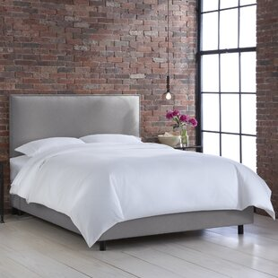Faisan Upholstered Panel Bed