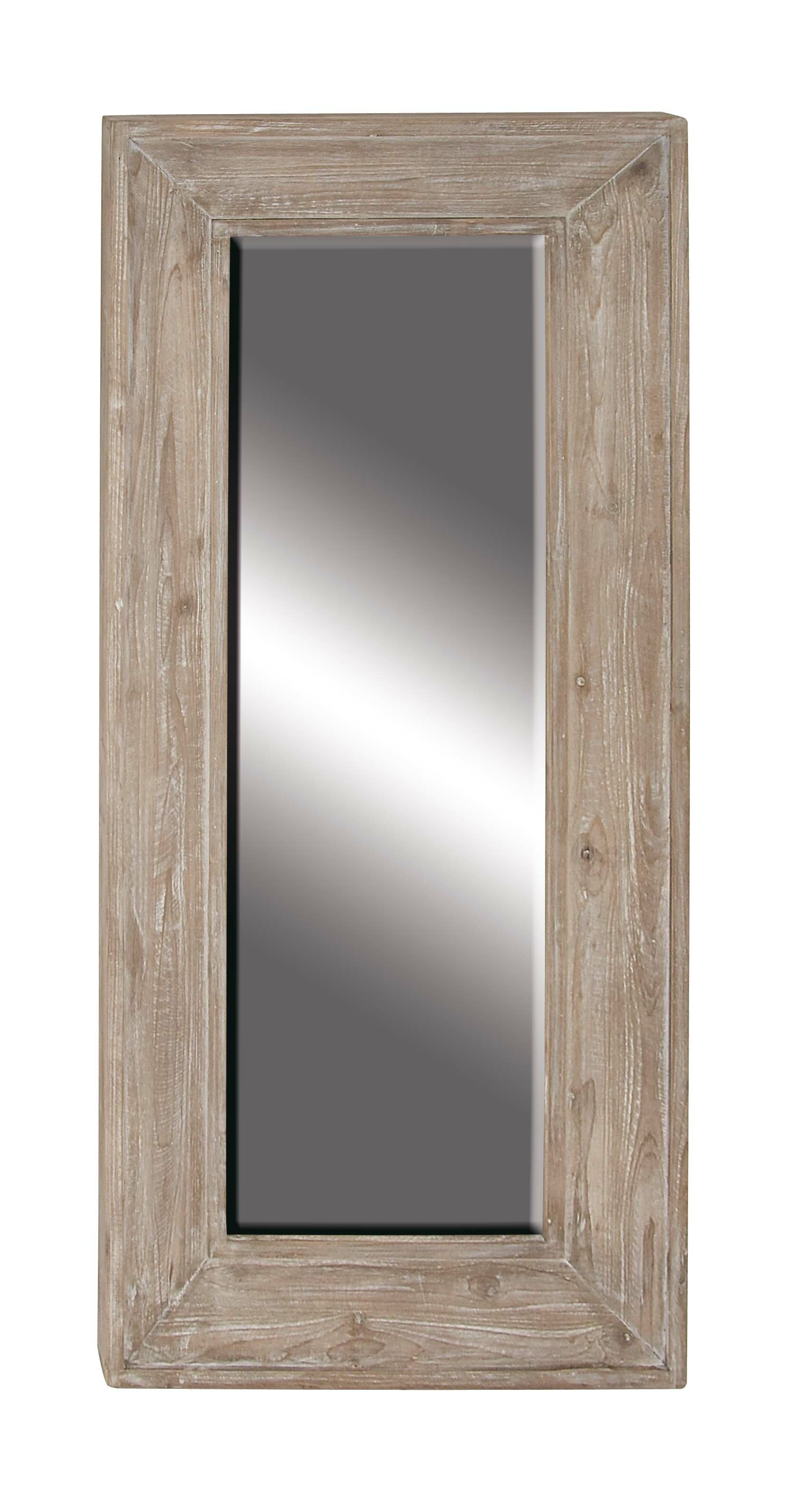 Darby Home Co Ashendon Rustic Full Length Mirror & Reviews | Wayfair
