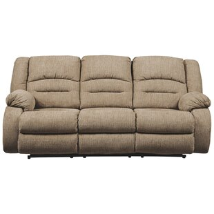 Red Barrel Studio Katniss Reclining Sofa with ADJ Headrest